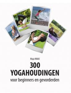 Maja Miklic - 300 yogahoudingen